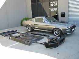 mustang eleanor parts the eleanor kit 67mustangblog