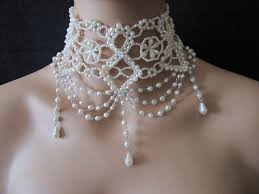 bridal choker necklace images Wedding choker necklace images jpg