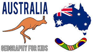 Interesting Flags Geography For Kids Australia Interesting Facts For Kids And