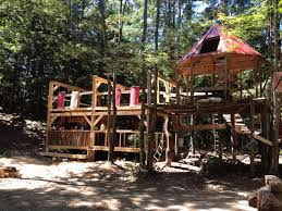 Treehouse Camping Quebec - mayofest