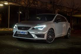 seat leon cupra 280 review ultimate hatch carwitter