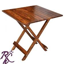 buy square folding lamp side table online in india rajhandicraft