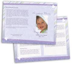 Funeral Program Ideas 28 Baby Funeral Program Child Funeral Program Baby Funeral