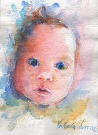 meet baby katia u2014 art by yevgenia watts