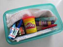 travel solutions for kids craft box no time for flash cards