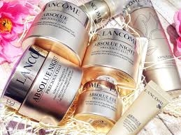 diary of a trendaholic lancome absolue precious cells skincare