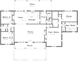 hacienda floor plans with courtyard spanish style homes house plans on ranch floor with beauteous for
