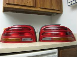1994 mustang tail lights 1994 1995 taillights keep the horizontals page 3 ford mustang