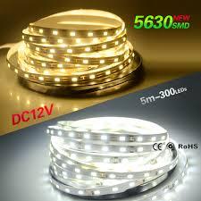 aliexpress com buy 5m 5630 led strip light flixble tape light
