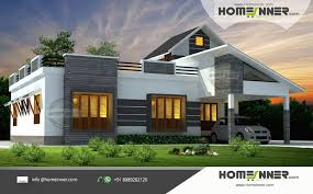 Low Budget House Plans In Kerala With Price 1676 Sqft 3 Bhk Single Floor Low Cost Kerala Home Design