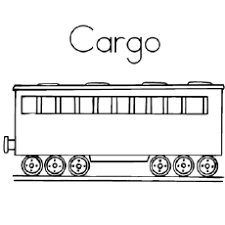 26 free printable train coloring pages articles