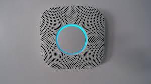 nest motion sensor light nest protect en philips hue demo youtube
