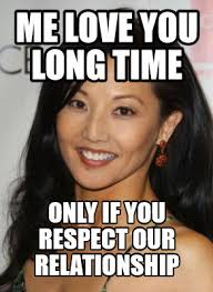 Asian Lady Meme - a meme countering asian stereotypes asian american pop culture