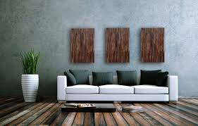 Wood Wall Living Room by Outstanding Reclaimed Wood Wall Art Style Motivation
