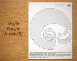 printable pumpkin carving pattern jack skellington the