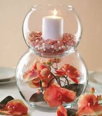 Centerpieces For Wedding Candle U0026 Lighted Centerpieces For Wedding Receptions 24 Ideas