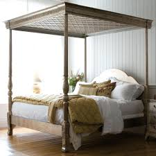 menards bed frame view in gallery high panel four poster bed from