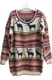 best 25 reindeer sweater ideas on winter