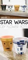 diy star wars garden pots garden pots darth vader and tutorials