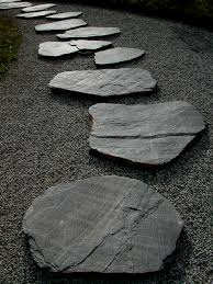 Rock Zen Garden Rocks In A Zen Garden Represent Islands Mountains Or Other Land