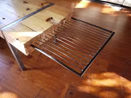 furniture round reclaimed wood coffee table starrkingschool