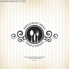 simple menu template free restaurant menu template archives deoci deoci free