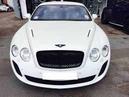 bentley super sport bentley gt supersport body kit conversion 2012 spec meduza