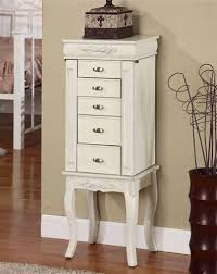 Large White Jewelry Armoire 45 Best Jewelry Storage Images On Pinterest Jewelry Storage