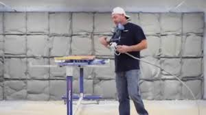 Best Way To Paint Cabinet Doors by How To Finish Cabinet Doors Simultaneously In Minutes Youtube