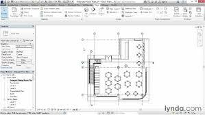 creating an enlarged floor plan