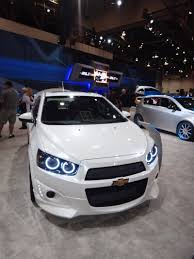 exclusive chevy sonic sema 2011 pictures chevy sonic owners