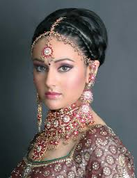indian wedding hairstyles will make the look