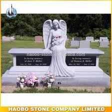 granite angel memorial bench granite angel memorial bench