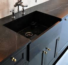 black countertop with black sink meanwhile back in the kitchen part iii countertops black or