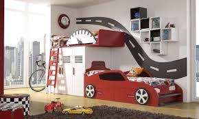 Cars Bunk Beds Bed Car Bunk Beds Home Interior Decorating Ideas