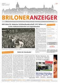K Hen In U Form G Stig Briloner Anzeiger Ausgabe Vom 10 05 2017 Nr 17 By Brilon