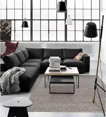 salon canape aménager salon séjour avec 6 idées modernes