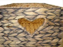 Badezimmer Kommode Holz Holz Kommode Mit Körben Naturfarben Wohnambiente Shop