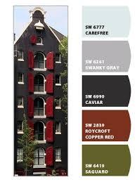 46 best coordinated paint colors images on pinterest color