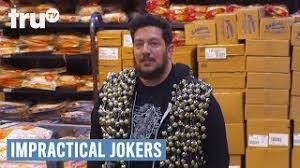 Impractical Jokers Joe Bathroom Videos Trutv