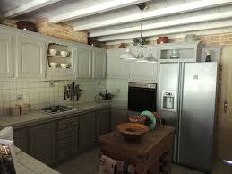 cuisine repeinte en noir impressionnant cuisine repeinte en noir idées de design maison et
