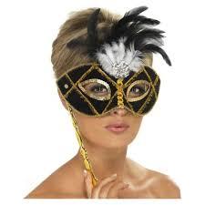 Venetian Halloween Costumes Masquerade Masks Womens Venetian Halloween Costume Accessory Fancy