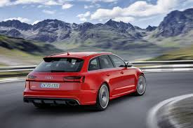 official 2016 audi rs6 and rs7 performance models gtspirit