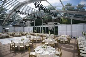 air conditioned tent reception décor photos air conditioned glass tent inside weddings