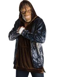 Addams Family Uncle Fester Halloween Costumes by Adults Dlx Killer Croc Mens Fancy Dress Halloween Villain