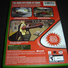 Starsky And Hutch The Game U0026 Hutch Xbox Video Game Complete