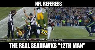 12th Man Meme - 22 meme internet nfl nflreferess seahawks 12thman nfl