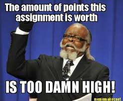 Sweet Jesus Meme Generator - meme maker the amount of points this assignment is worth is too