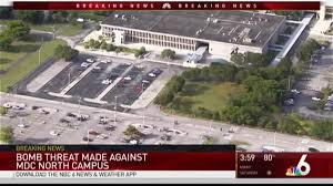 Miami Dade College North Campus Map by Miami Dade College North Campus Evacuated After Threat Nbc 6