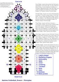 gothic cathedral floor plan that has auras aura u0026 aurora